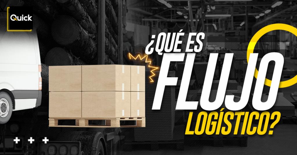 flujo logístico